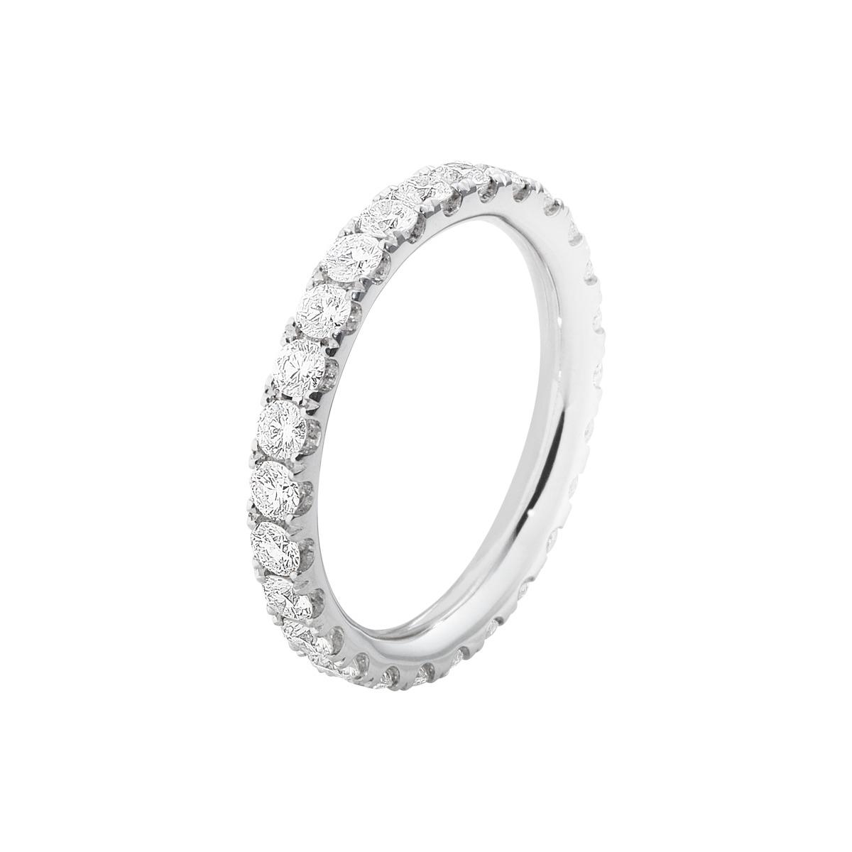 Image of   Georg Jensen AURORA ring - 3572780 Størrelse 56