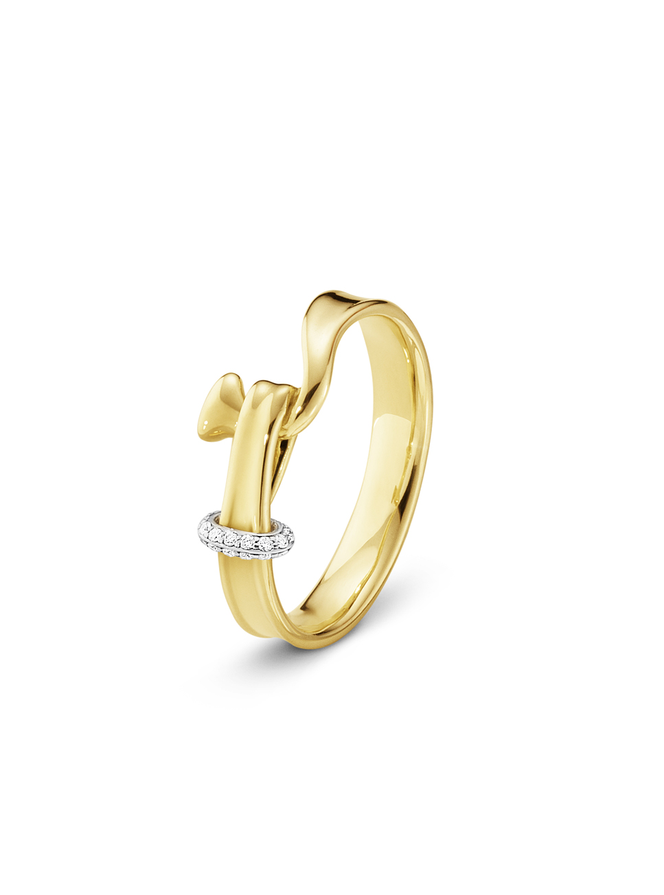 Georg Jensen TORUN ring - 3573480