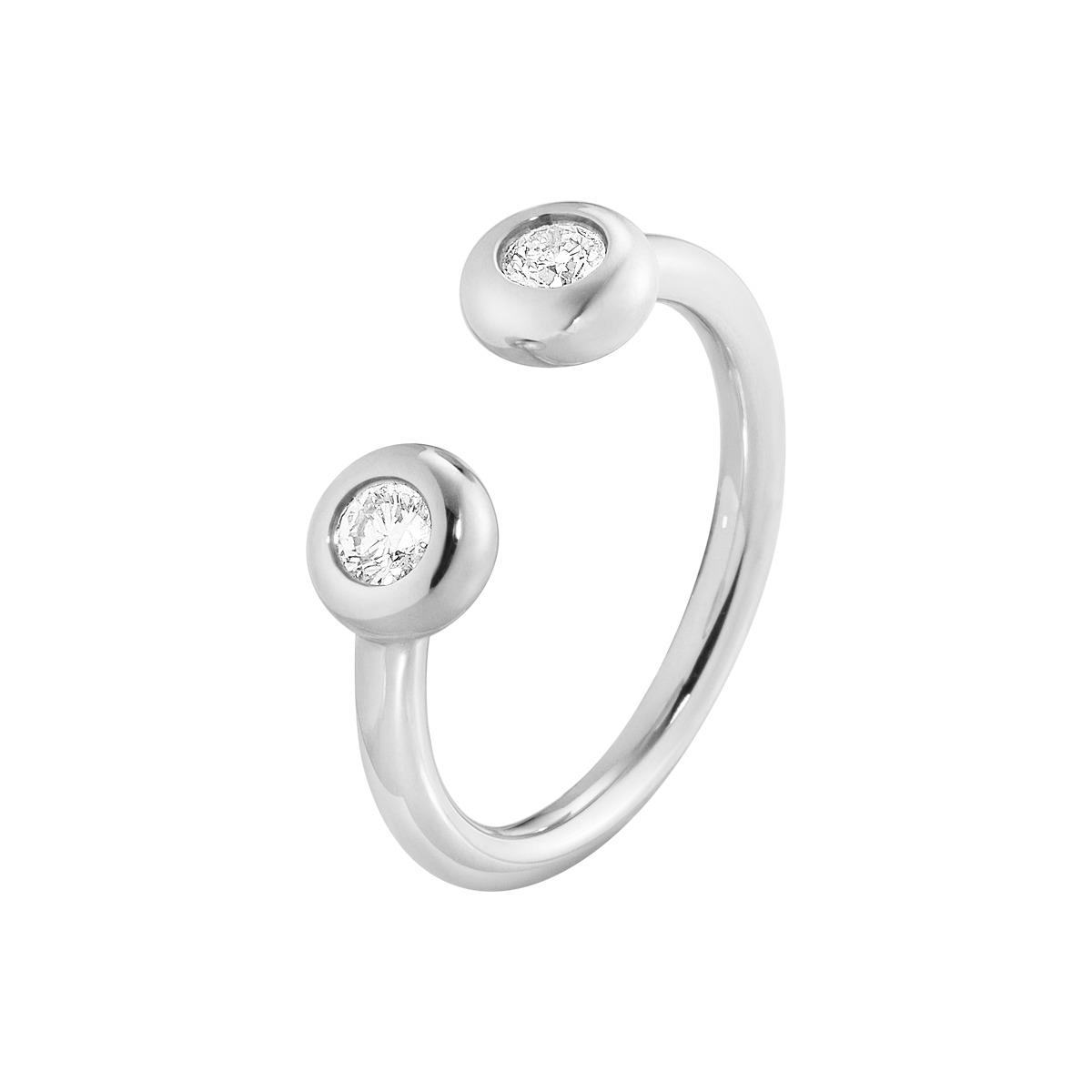 Image of   Georg Jensen AURORA ring - 3572580 Størrelse 52