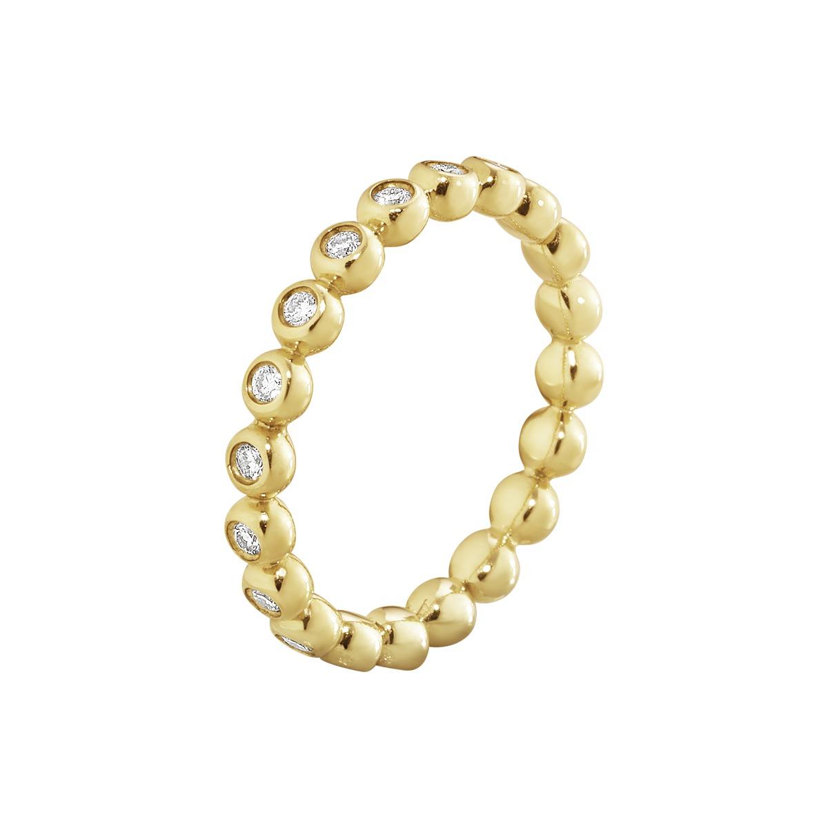 Image of   Georg Jensen AURORA ring - 3572620 Størrelse 56