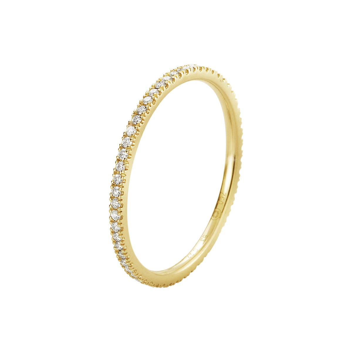 Image of   Georg Jensen CLASSIQUE ring - 3571520 Størrelse 54