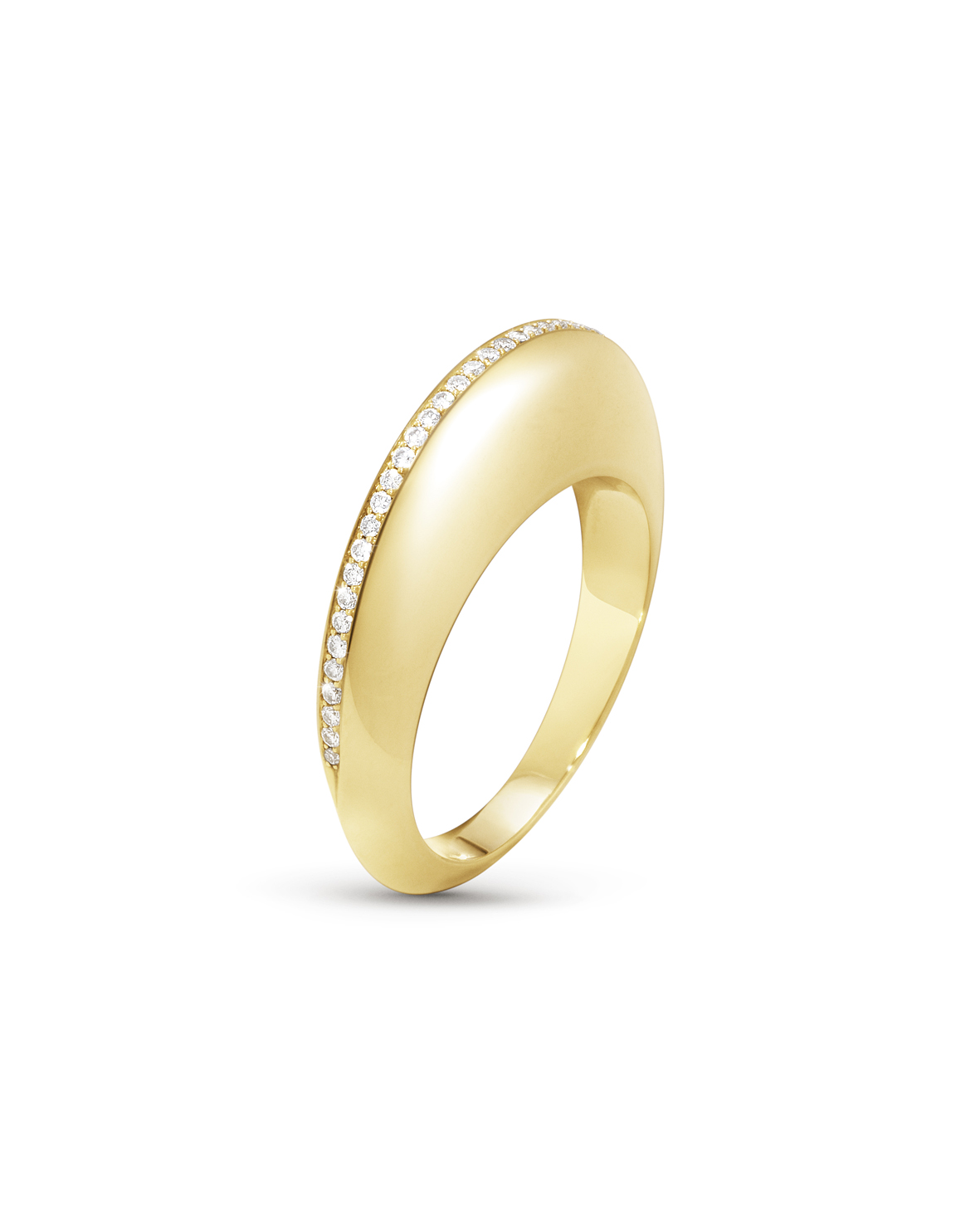 Image of   Georg Jensen DUNE ring - 3572140