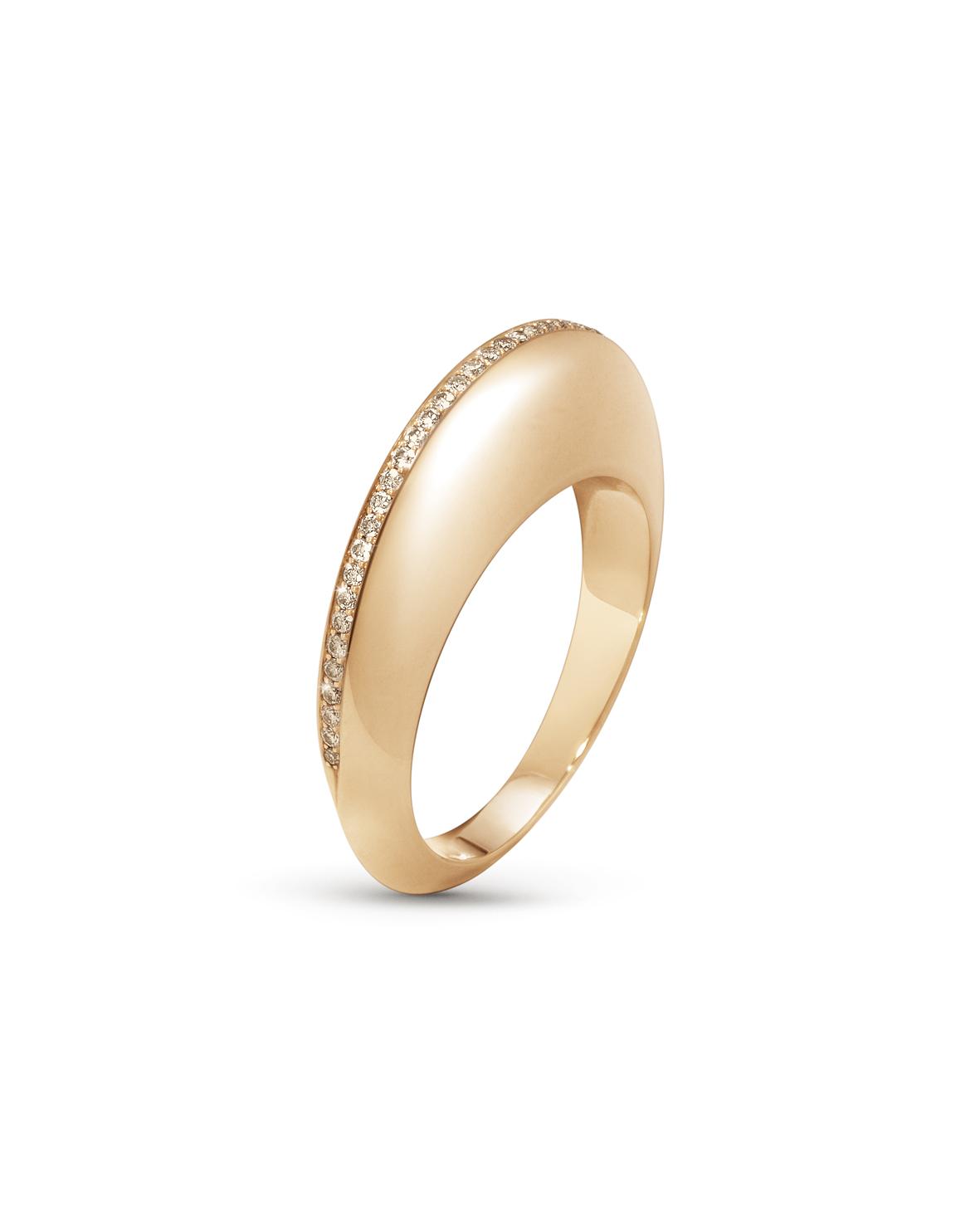 Image of   Georg Jensen DUNE ring - 3572160 Størrelse 56