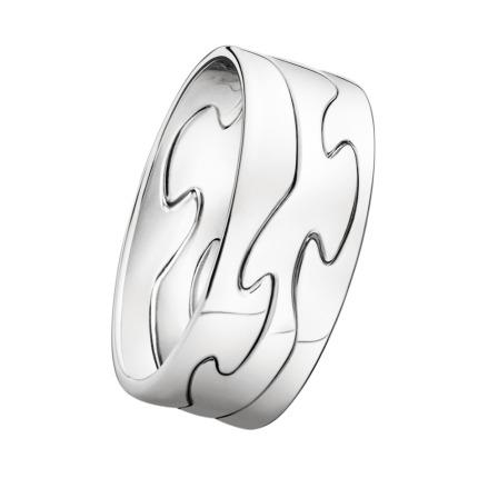 Image of   Georg Jensen FUSION ring - 3569380 Størrelse 56