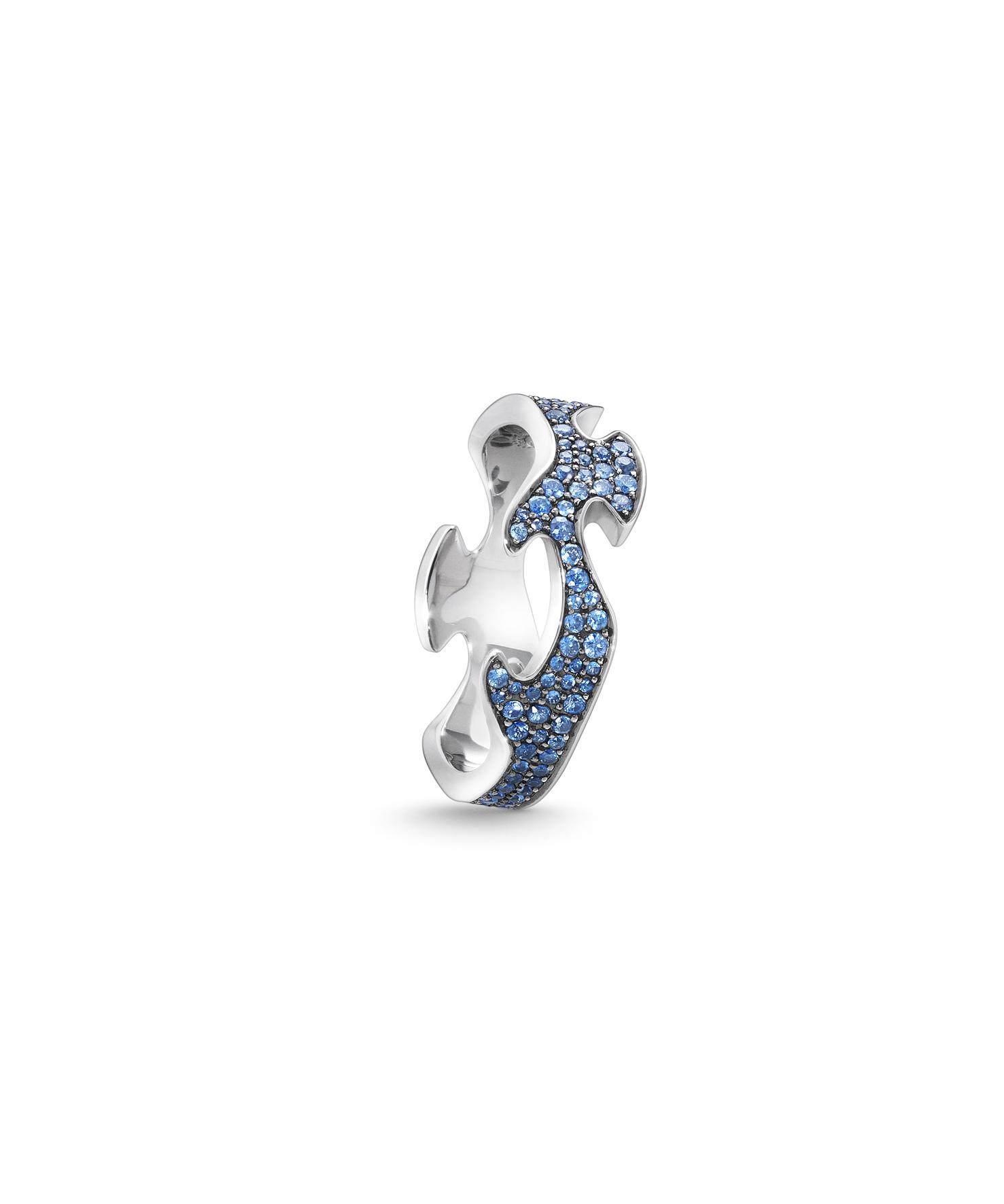 Image of   Georg Jensen FUSION ring - 3570500 Størrelse 54