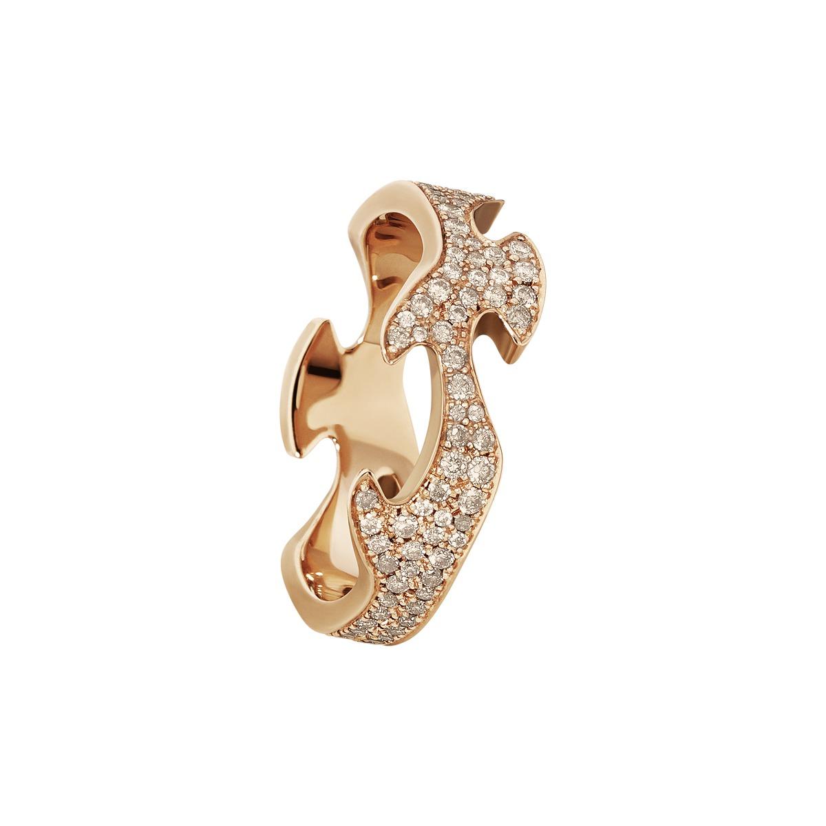 Image of   Georg Jensen FUSION ring - 3572120 Størrelse 56