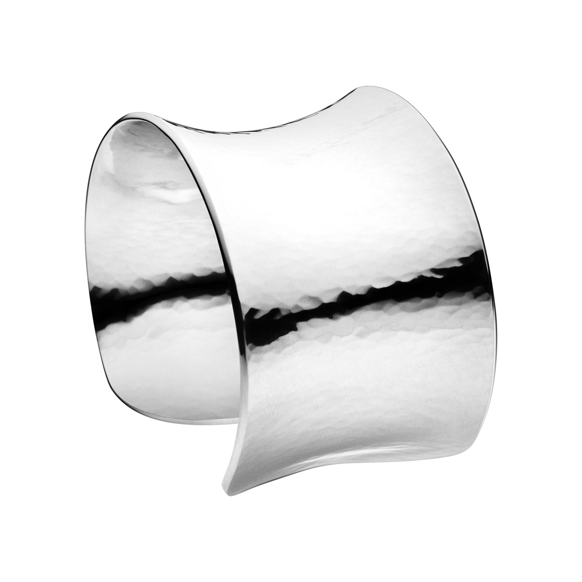 Image of   Georg Jensen SMITHY CUFFS armring - 3531149 Armring størrelse S