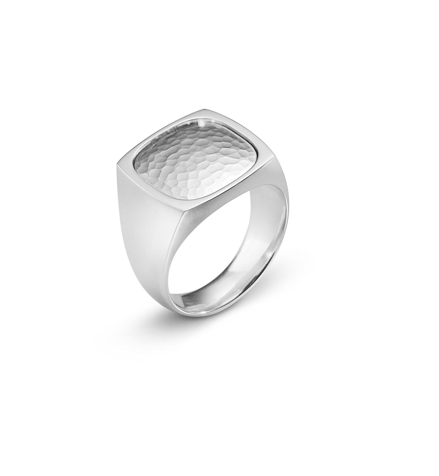 Georg Jensen SMITHY ring - 3560580 Størrelse 60