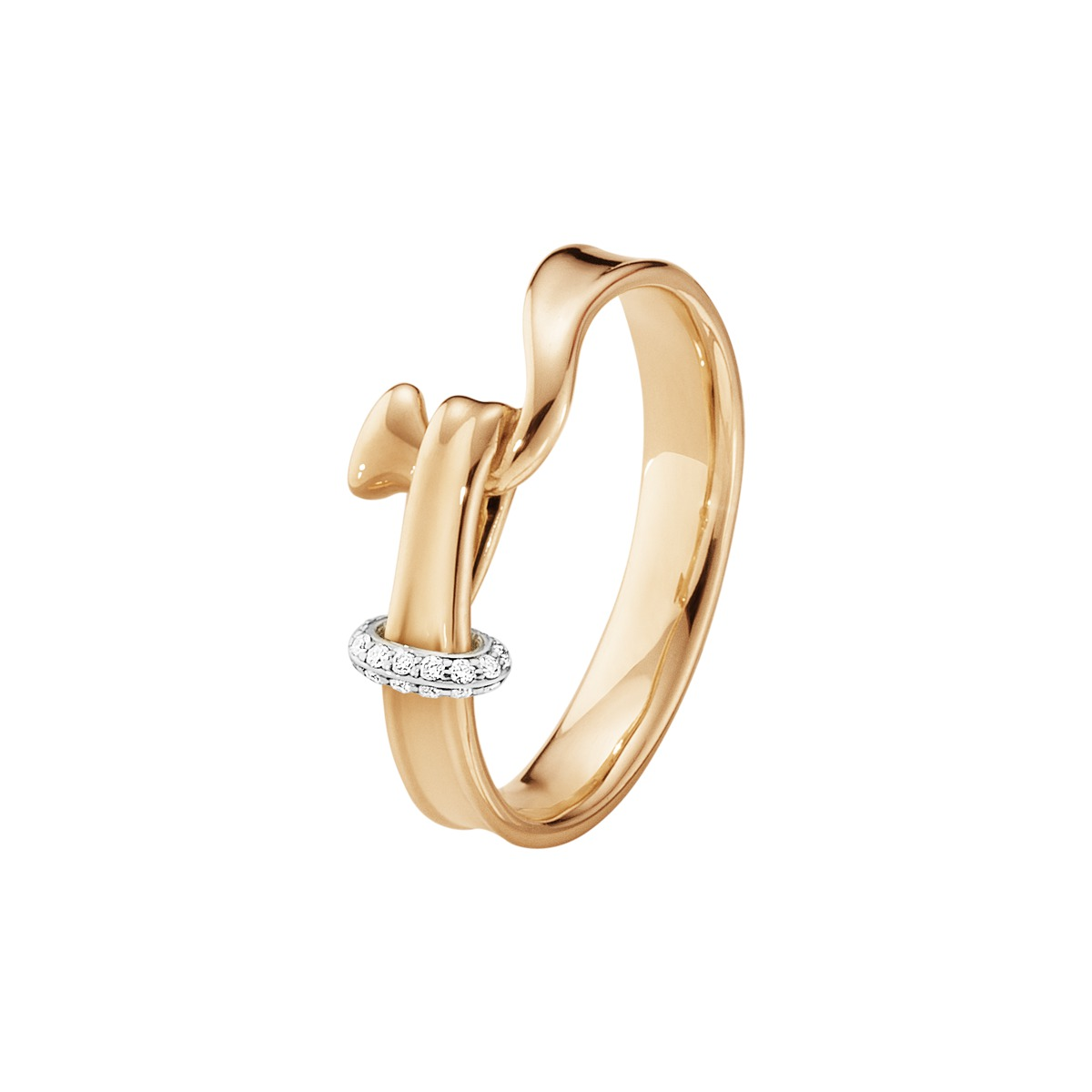 Georg Jensen TORUN ring - 3573460