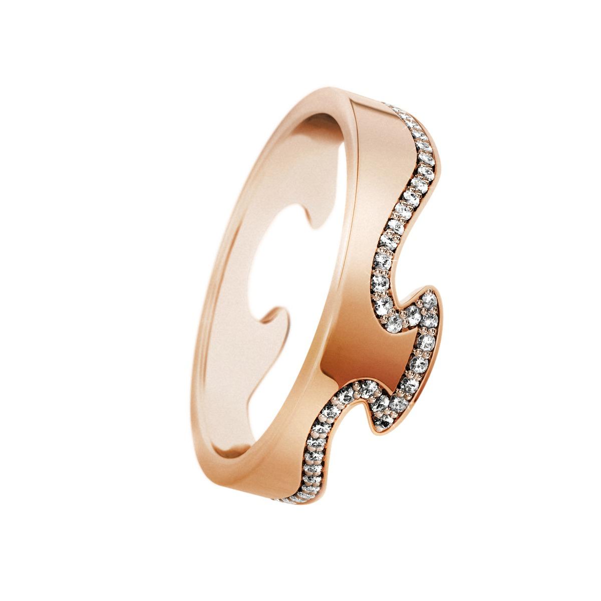 Image of   Georg jensen FUSION ring - 3570880 Størrelse 54