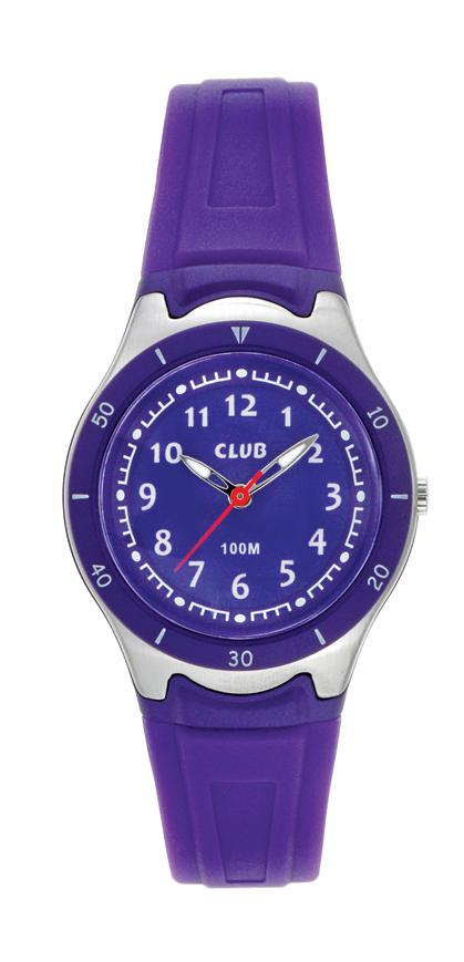 Image of   Club pige ur - A47103-PU10A