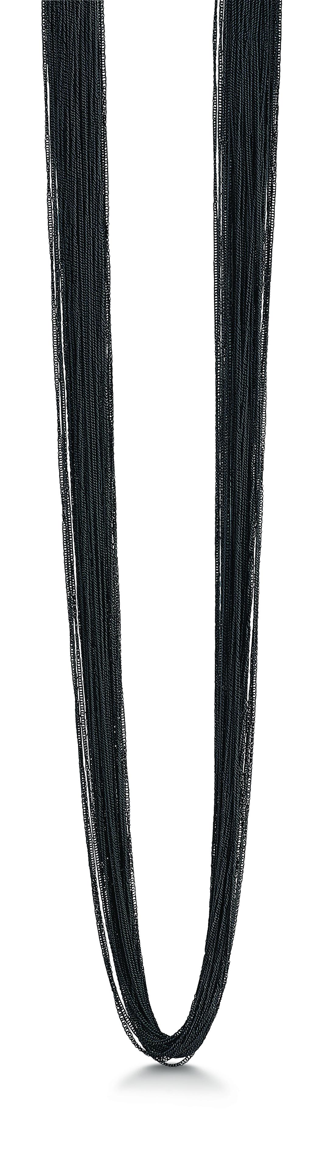 Image of   Kranz & Ziegler stål halssmykke - 1003566-96