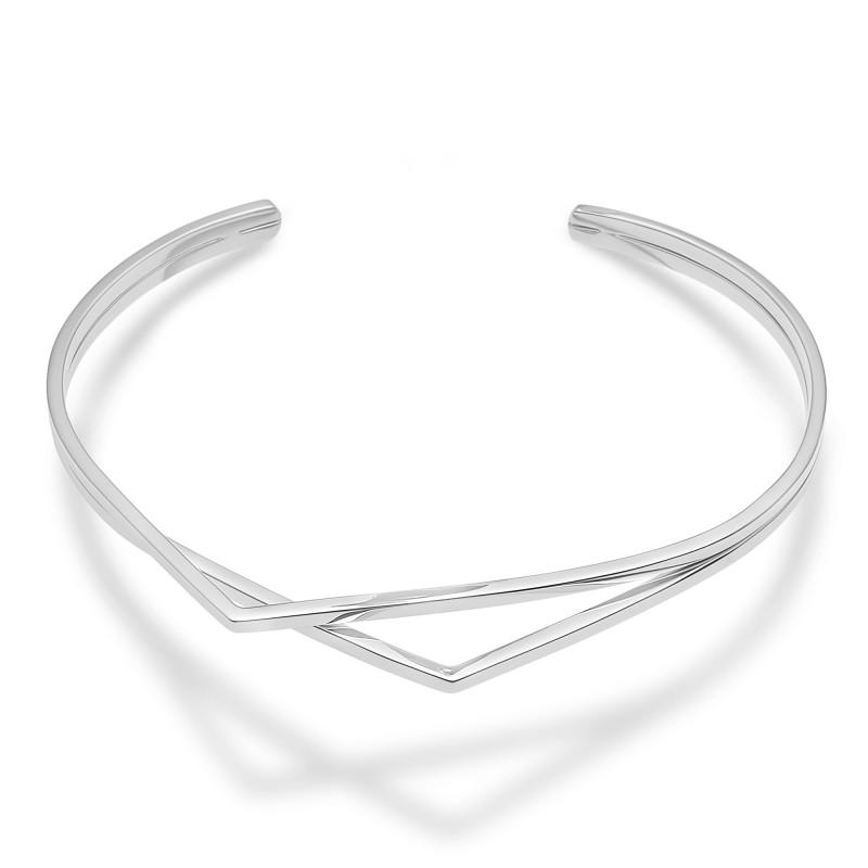 Sølv armring Les Deux Alpes - 3160020