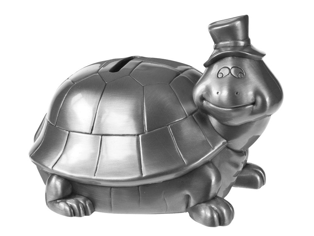 nordahl andersen Fortinnet sparebøsse skildpadde - 152-76242 på brodersen + kobborg
