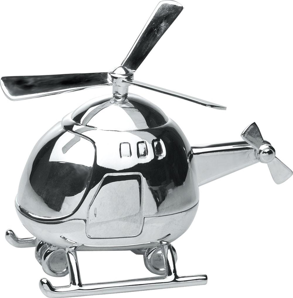 Billede af Sløvplet sparebøsse Helikopter - 152-85208