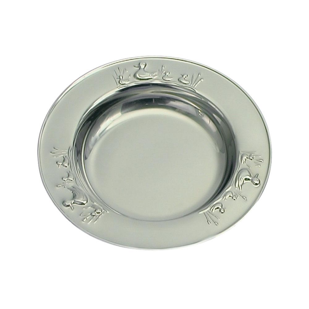 nordahl andersen – Rustfri stål tallerken and - 257-88036 på brodersen + kobborg