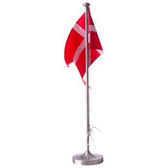 nordahl andersen Fortinnet flagstang 38,5cm - dåb - 496-013 på brodersen + kobborg