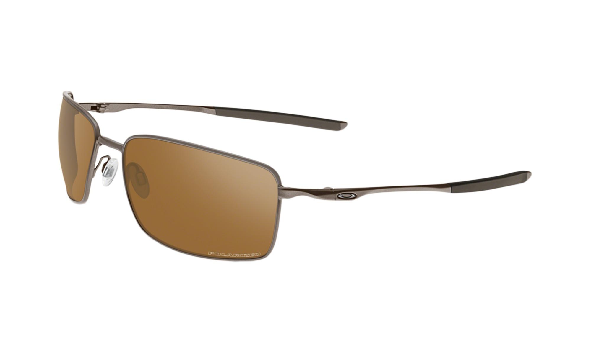 Image of   Oakley 4075 Square Wire - 4075-06 Størrelse 60