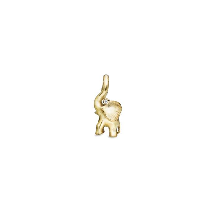 ole lynggaard – Ole lynggaard elephant charm - a1383-401 fra brodersen + kobborg