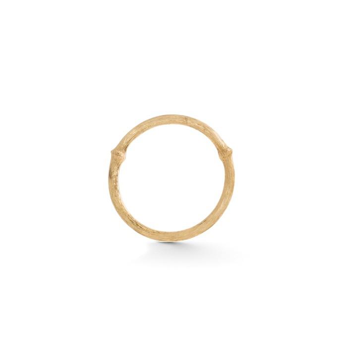 Image of   Ole Lynggaard Nature ring 18 kt rødguld - A2680-401 Størrelse 54
