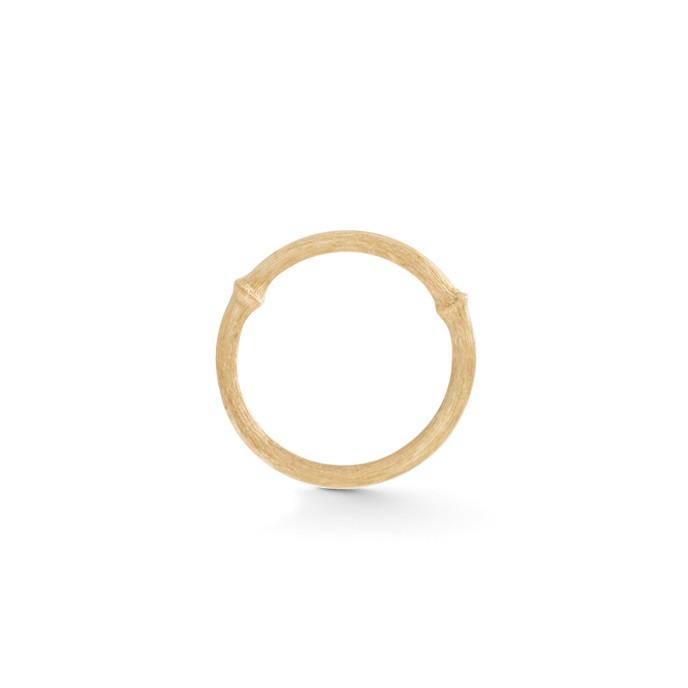 Image of   Ole Lynggaard Nature ring 18 kt rødguld - A2681-401 Størrelse 51