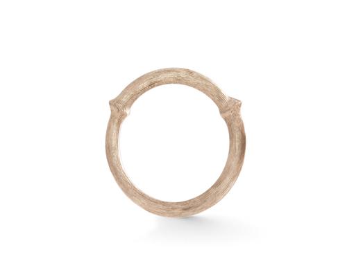 Ole Lynggaard Nature 3 ring i hvidguld - A2682-503 Rhodineret hvidguld 53