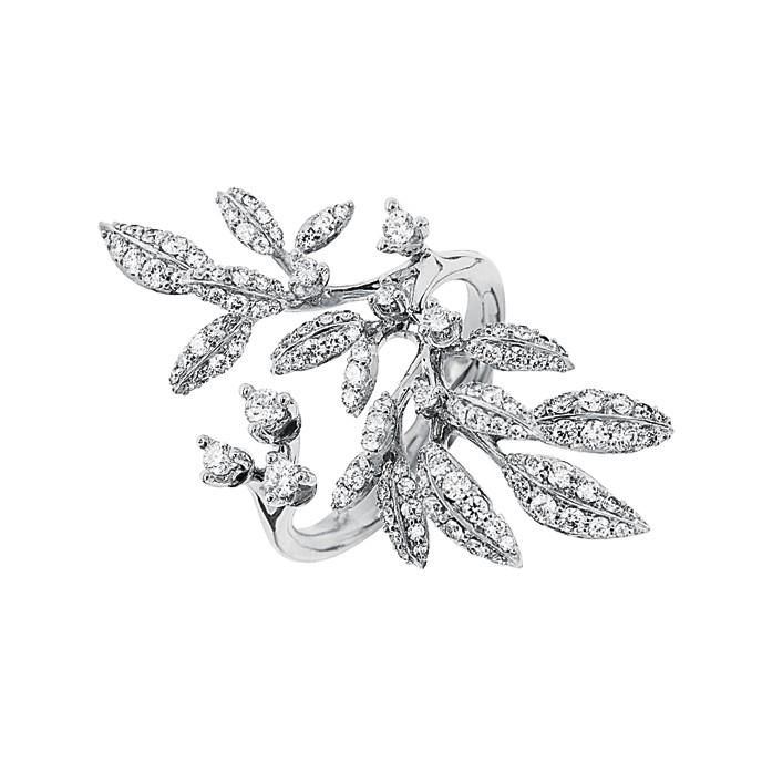 Image of   Ole Lynggaard Frost ring - A2773-501 Størrelse 53