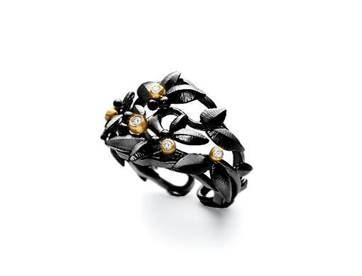 Ole Lynggaard Spring ring  - A1983-402 Størrelse 54