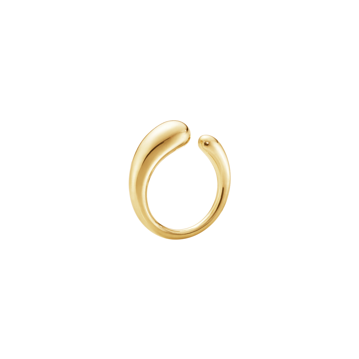Georg Jensen Mercy ring small - 10017812 Guld 57