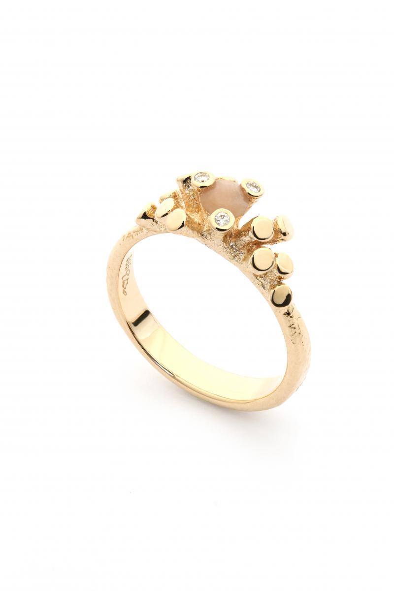 Per Borup Twigs Ring - 910RX Størrelse 56