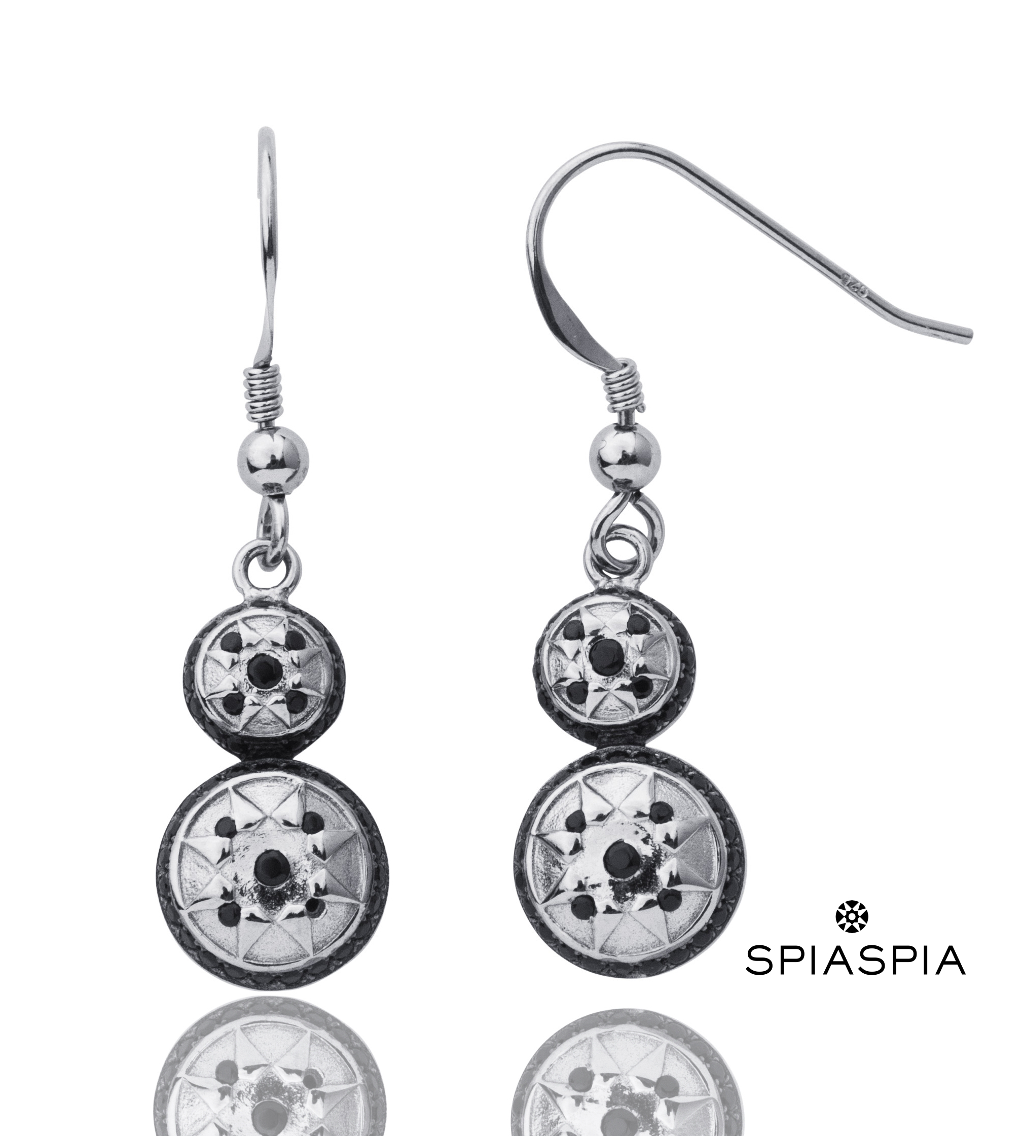 Spiaspia ROW øreringe - EAH-14020024-22