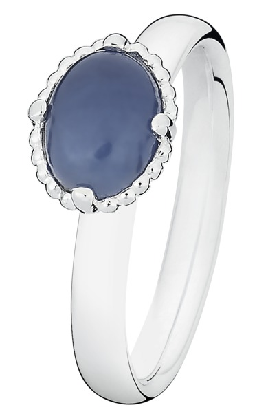 Image of   SPINNING BIRTHSTONE RING - 009-11 M