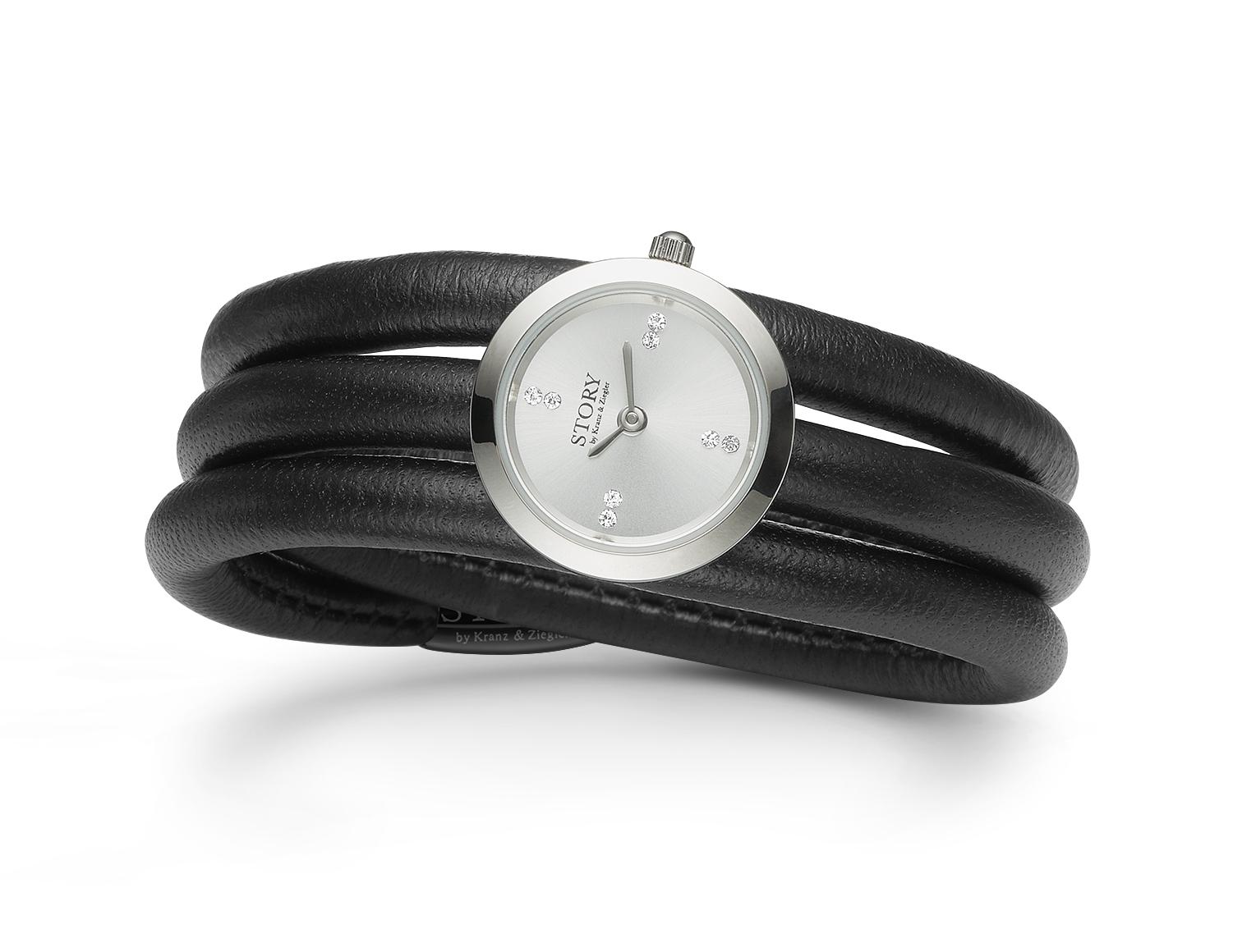 STORY Kampagne armbånd med ur - 1904647 54 centimeter