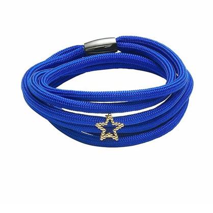 story Story armbånd koboltblå incl charms hot sommer 13 - 5004180 60 centimeter fra brodersen + kobborg