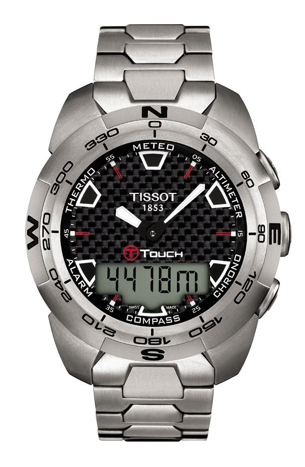 Tissot T-Touch Expert - T0134204420100
