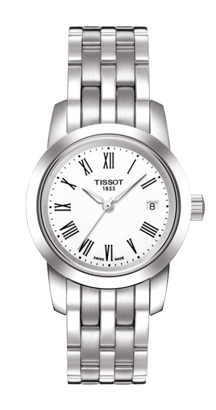 Tissot classic dream - t0332101101300 fra tissot ure på brodersen + kobborg