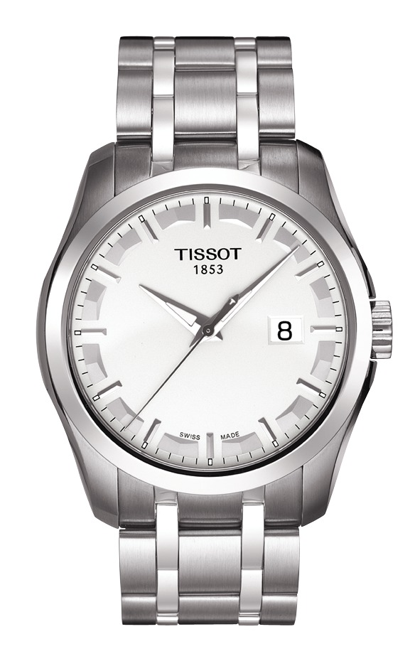 Image of   Tissot Couturier - T0354101103100