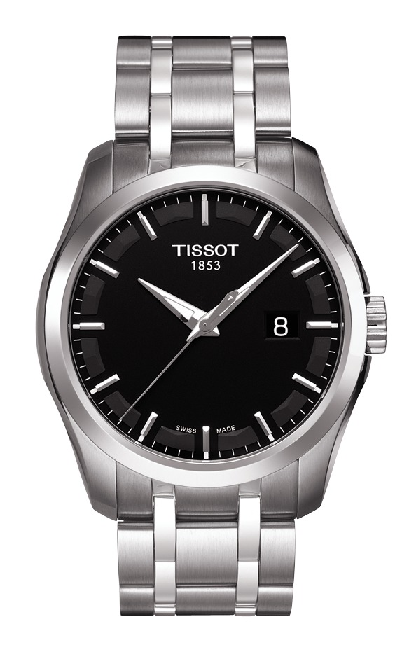 Image of   Tissot Couturier - T0354101105100