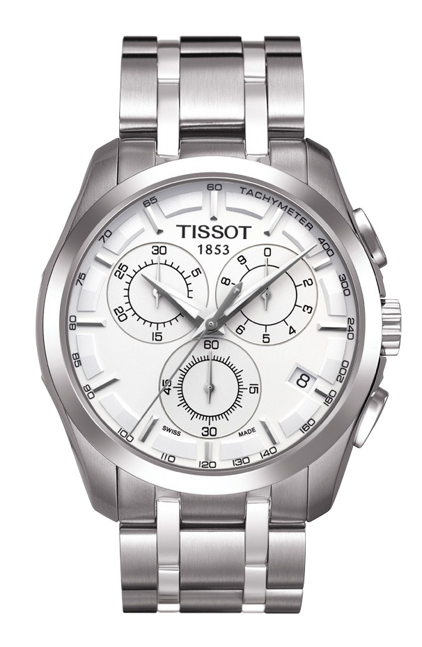 Image of   Tissot Couturier - T0356171103100
