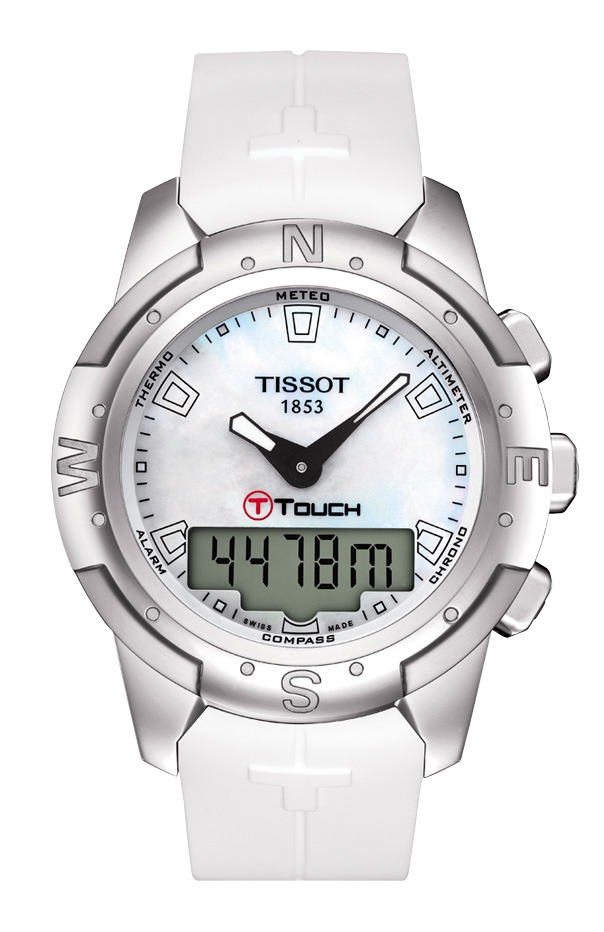 Image of   Tissot T-Touch II - T0472204711100