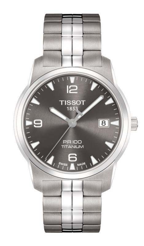 Image of   Tissot PR100 Titanium - T0494104406700