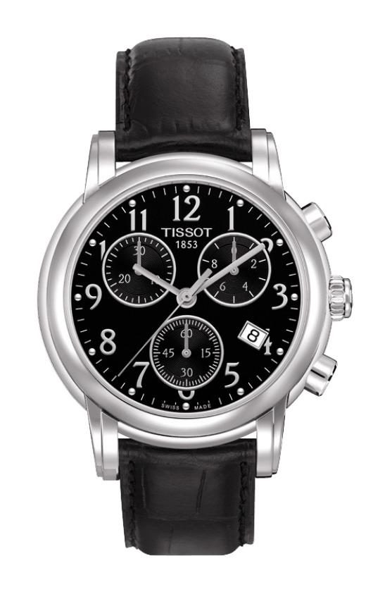 tissot ure Tissot dressport - t0502171605200 fra brodersen + kobborg