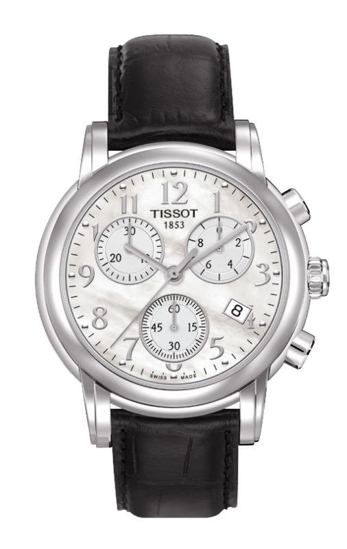 tissot ure Tissot dressport - t0502171611200 fra brodersen + kobborg
