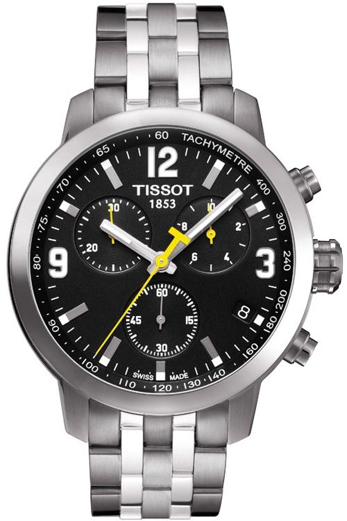 Prc 200 chronograf - t0554171105700 fra tissot ure fra brodersen + kobborg
