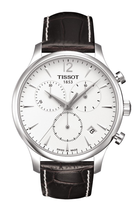 Image of   Tissot Tradition - T0636171603700