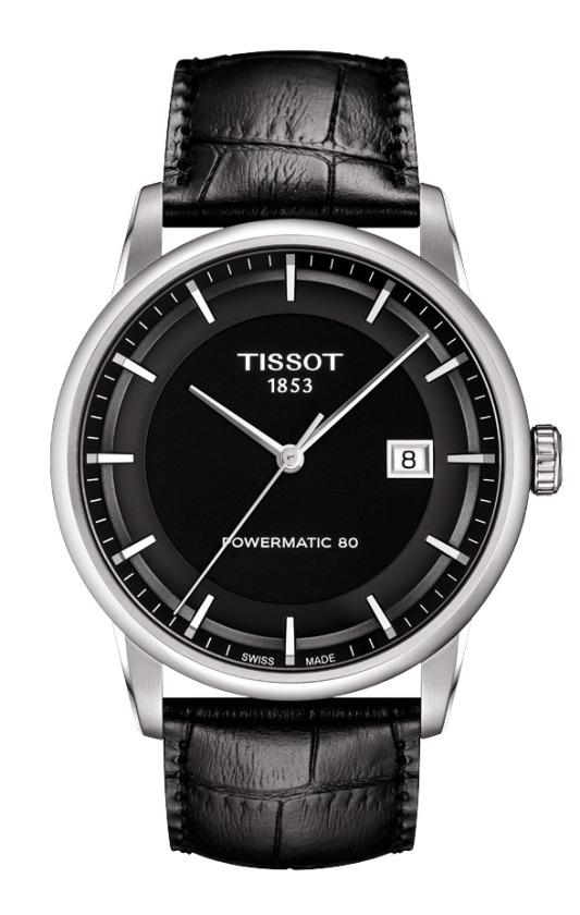 Tissot luxury - t0864071605100 fra tissot ure fra brodersen + kobborg