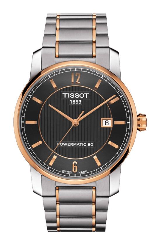 Image of   Tissot Powermatic 80 - T0874075506700