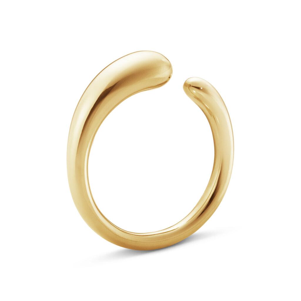 Georg Jensen Mercy ring mini - 10018105 Guld 52