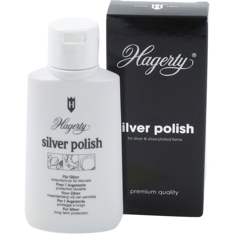 Hagerty silver polish 100 ml - 02250080000 fra westpack fra brodersen + kobborg