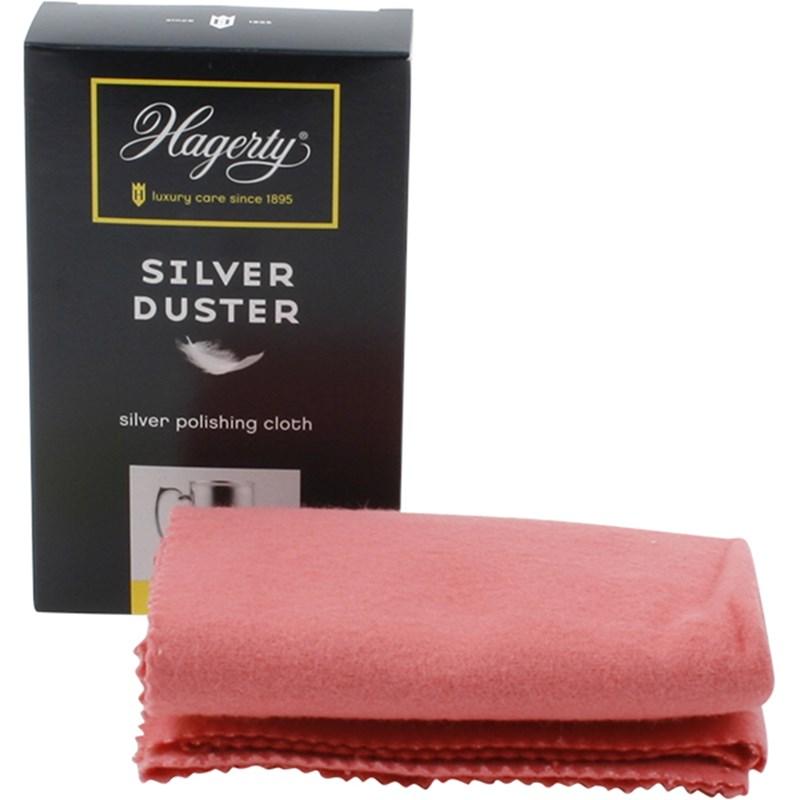 Hagerty silver duster  55x35 cm - 02250130000 fra westpack fra brodersen + kobborg